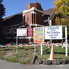 The Aftermath - Christchurch, NZ by BreeDanielle