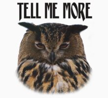 Tell Me More by SunDwn