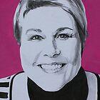 Julia Morris by Julia  Clarke