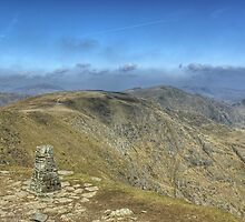 Trig Point by VoluntaryRanger