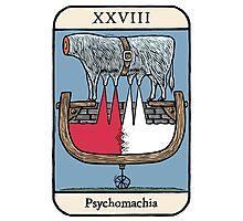 Psychomachia Photographic Print