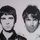 Noel & Liam by rottenpunk