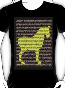 """""""The Year Of The Horse"""" Clothing T-Shirt"""