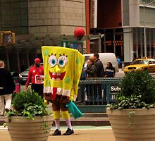 Sponge Bob Square Pants by JesseRichardson