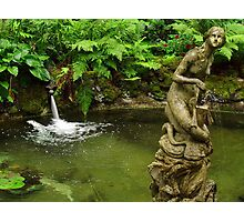 Foutains of Yaddo Photographic Print