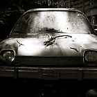 AMC Pacer at Kaufdorf B&W by Martin Pouillaude