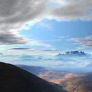 Destination Earthome Mountain by Hugh Fathers
