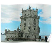 Belem Tower, Lisbon Poster