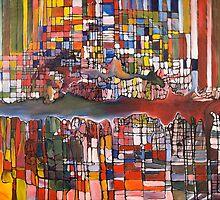 Geikie Gorge by Darren Stockwell