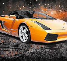 Lambo by Stephen Warren