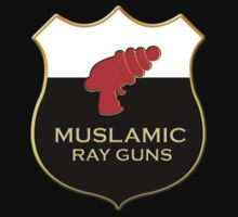 'Muslamic Ray Guns' Emblem by alexvegas