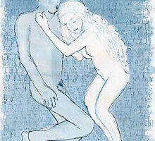 Sleep of the widower by Ina Mar