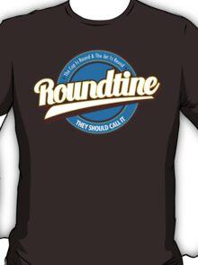 Seinfeld Roundtine Logo tee T-Shirt