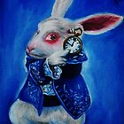 White Rabbit by HannahVarela
