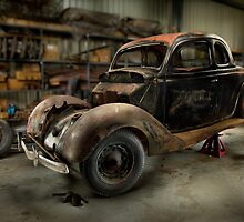 36 Ford Coupe by YoPedro