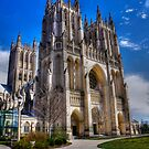 Washington National Cathedral by BigD