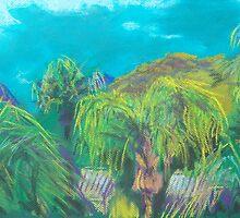 Tropicale (pastel) by Niki Hilsabeck