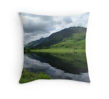 Loch Ceann Throw Pillow