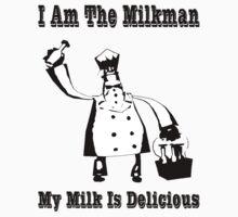 I Am The Milkman by Rachel Miller