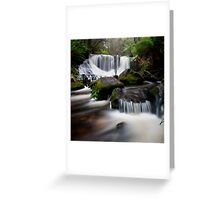 So much flow Greeting Card