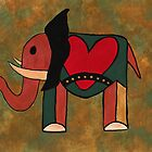 Elephant Heart by Kayleigh Walmsley