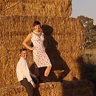Fun on the hay by caroline ellis