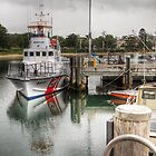 Ulladulla Harbour, South Coast, NSW by Steve Fox