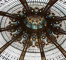 Galeries Lafayette, Paris by shazhan