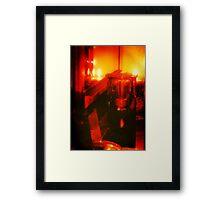 Faded Memory ©  Framed Print