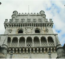 Belem Tower, Lisbon #2 by trish725