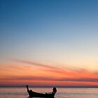 Sunset Thailand by Brian Winshell