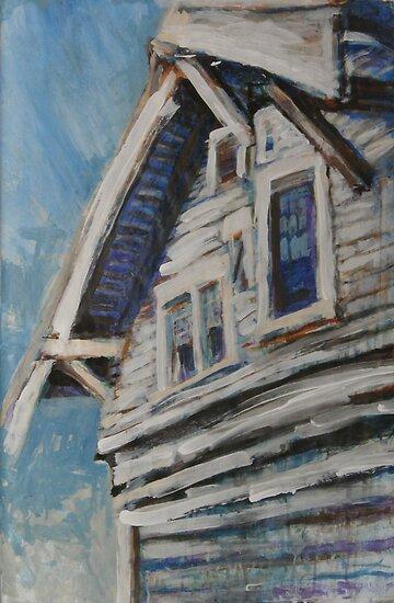 Higher Window by John Fish