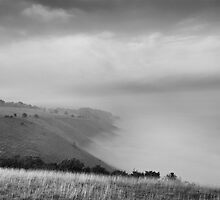 View From an Iron Age hill fort by Christopher Rafferty