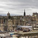 View from Calton Hill by Tom Gomez