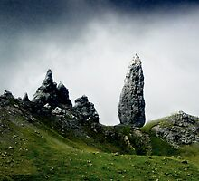 The Old Man of Storr, Isle of Skye, Scotland by McBay