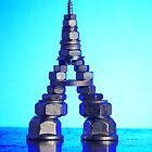 Bolty Eiffel by Lindie Allen