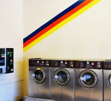 Laundromat by WarrenMangione