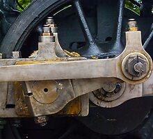 Main Drive Rod & Crank unit by ©  Paul W. Faust