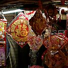 Signs of Chinese New Year by robigeehk