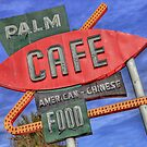 The Palm Cafe by Kenton Elliott