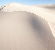 Sand Dunes near Geraldton by steve back
