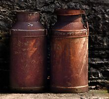 Rusty Churns by Country  Pursuits