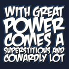With Great Power by Eozen