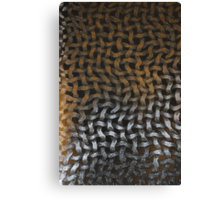 Abstract Net Background Canvas Print