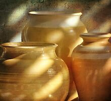 Three Vases by John Rivera