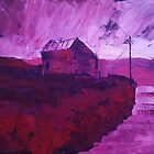 'Pennine Barn' by Martin Williamson (©cobbybrook)