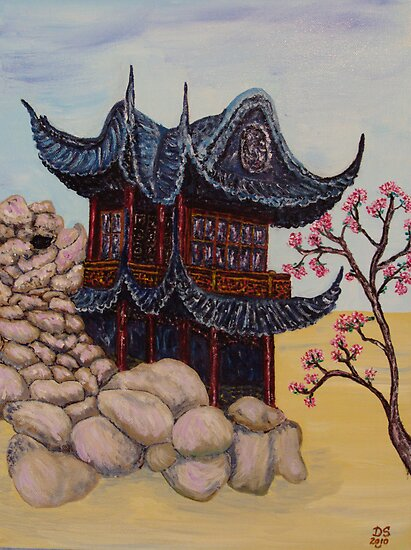 Shanghai House by sandidobe