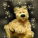 Mother's Day Card With Teddy Bear by Moonlake