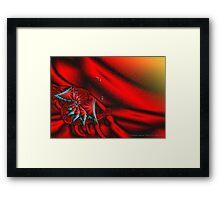 Dragons of Dawn Framed Print