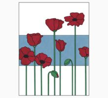 Poppies by Maggie Keegan